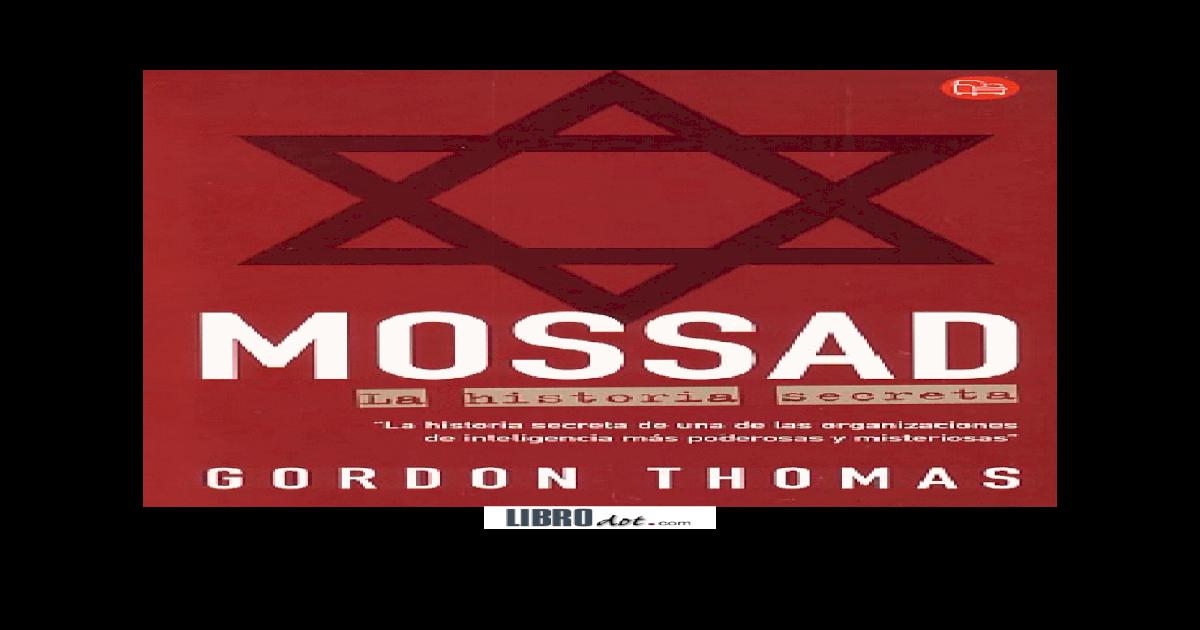La historia secreta del mossad -  PDF Document  793a2bb6ec0