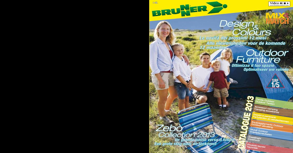 Brunner Calea Strandstoel.Brunner Catalog 2013 It Nl Pdf Document