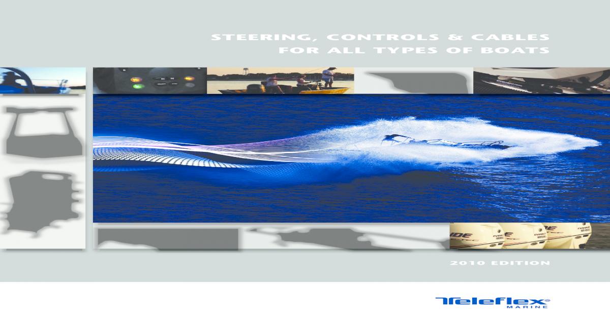 SeaStar SH5087P Jet Boat 135 Steering Helm