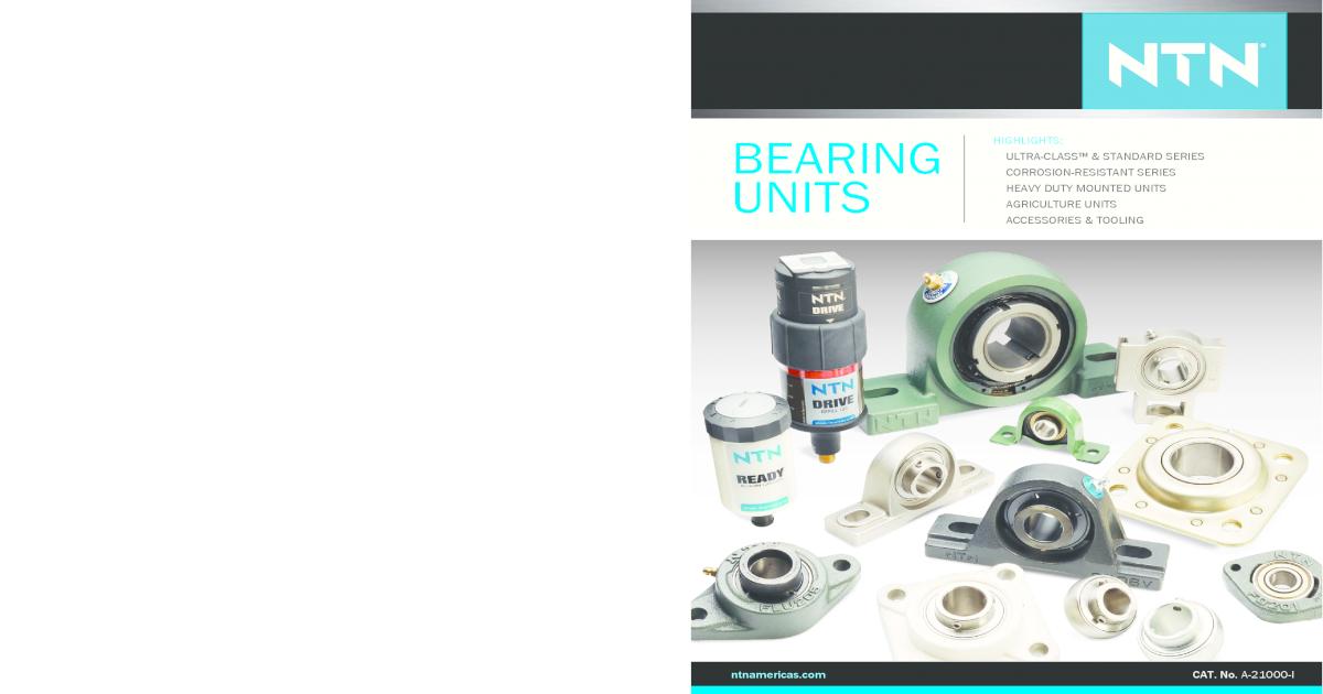 """UCFA207-20 Flange Cartridge Bearing Unit 1 1//4/"""" inch Mounted Bearings"""