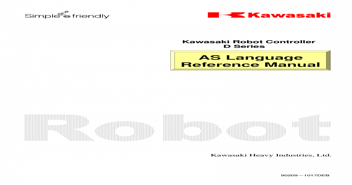 D Controller - As Language Reference Manual deb - [PDF Document]