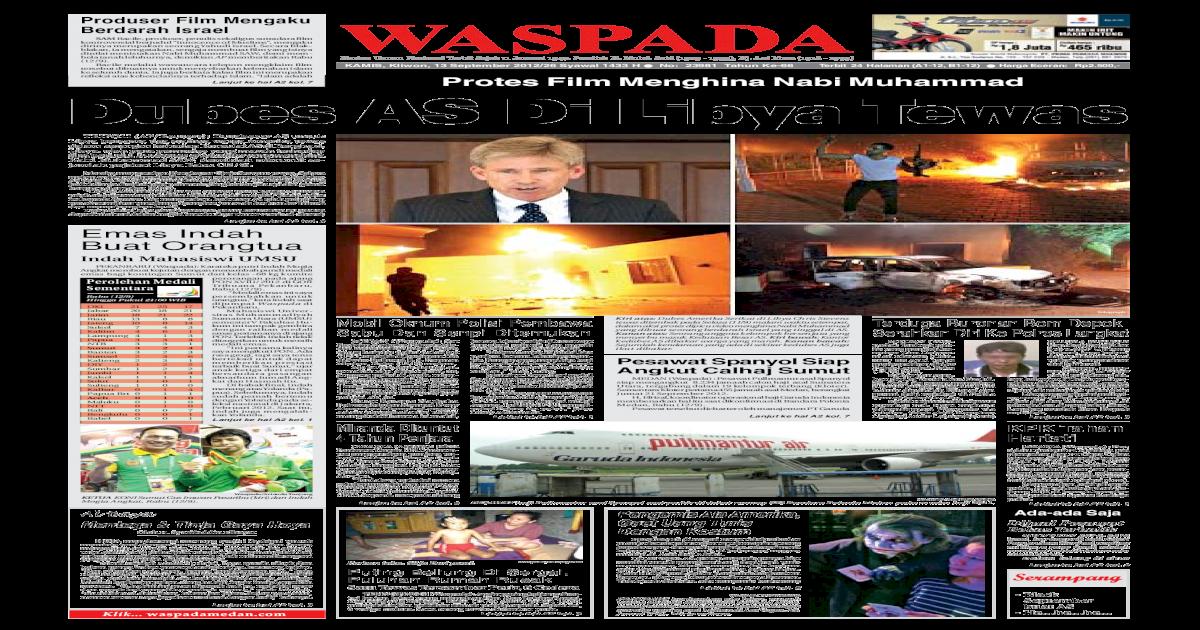 Waspada, Kamis 13 September 2012 - [PDF Document]