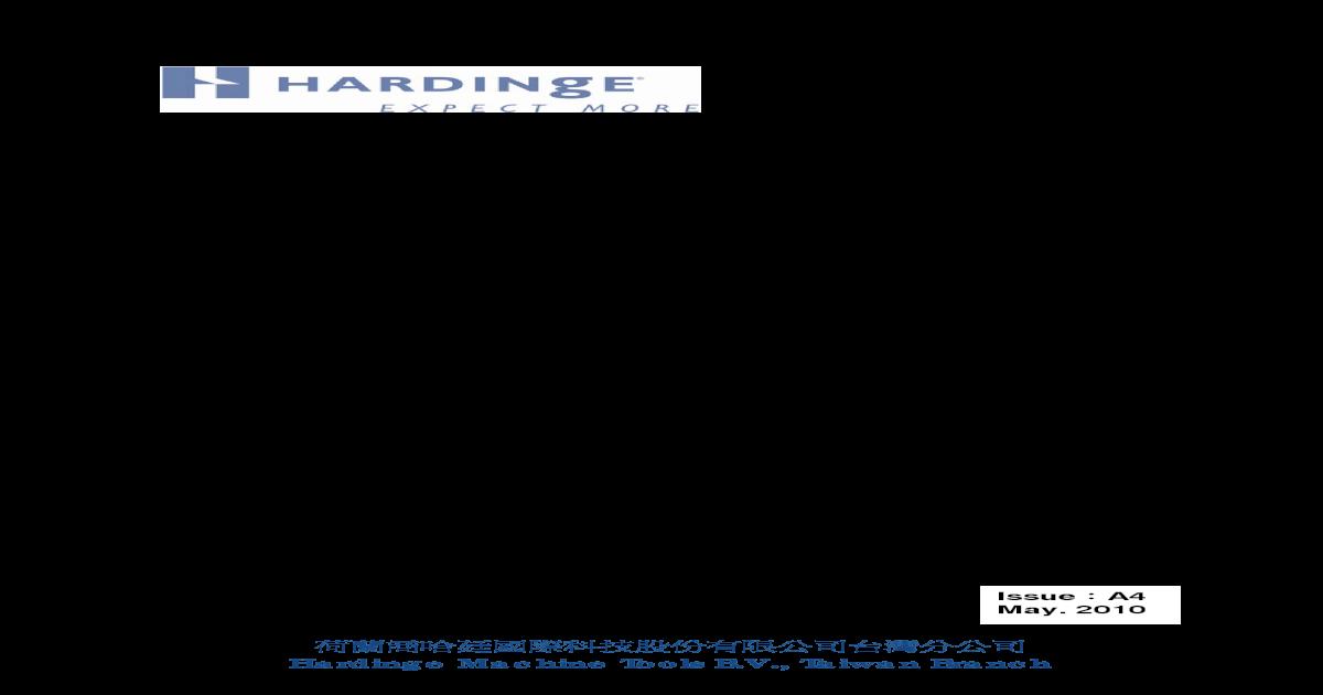 GS SERIES CNC LATHES FANUC 0i-TD FANUC 0i-TC ELECTRICAL