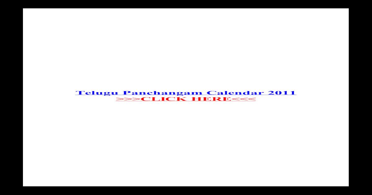 Nemani Vari Gantala Panchangam 2015 Pdf