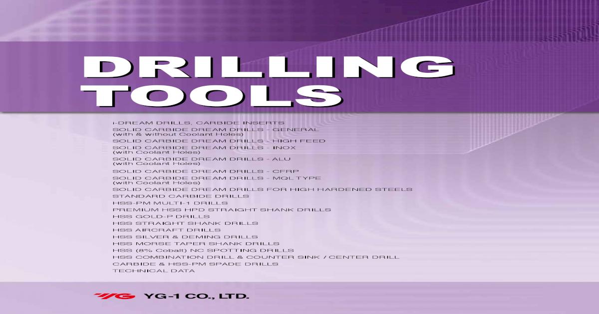 """2pcs Letter /'M/' .2900/"""" TiN Coated Cobalt 130° Point Parabolic Jobber Drill YG-1"""