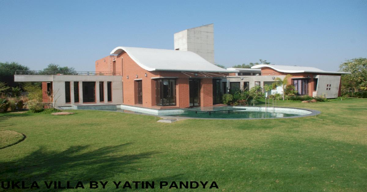 Case study of shukla villa, ahmedabad - [PPTX Powerpoint]