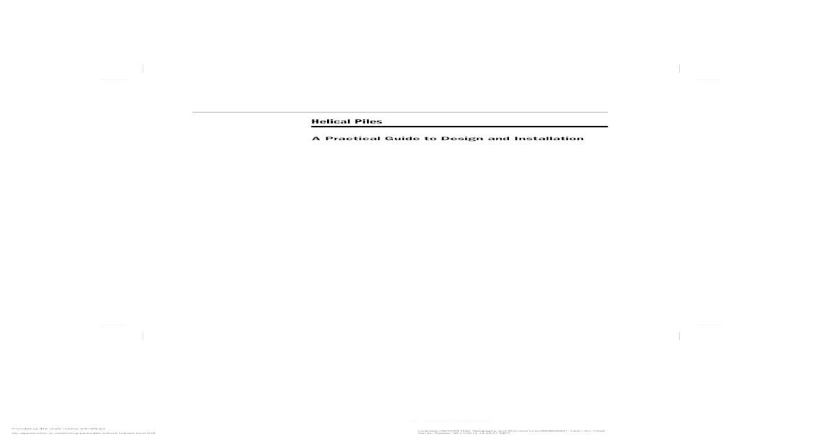 Helical Piles pdf - [PDF Document]