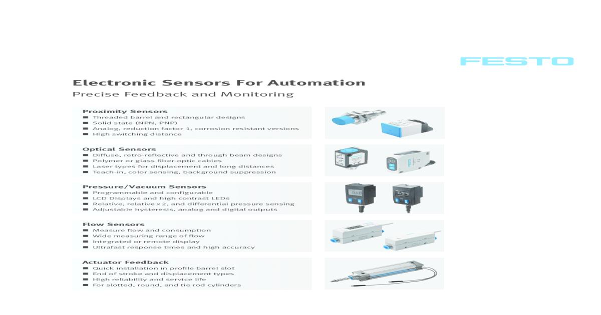 Festo SOEG-RT-M12-NS-K-L Proximity Sensor 165336 NEW!! Free Shipping
