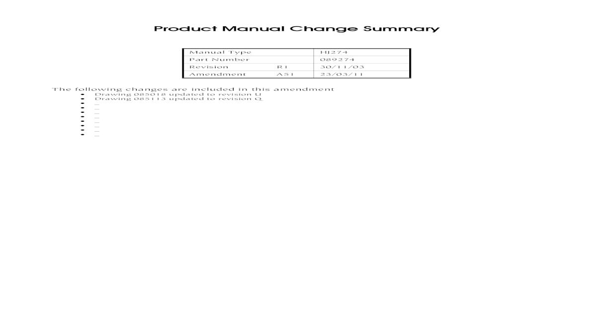 HJ274 Product Manual - [PDF Document]