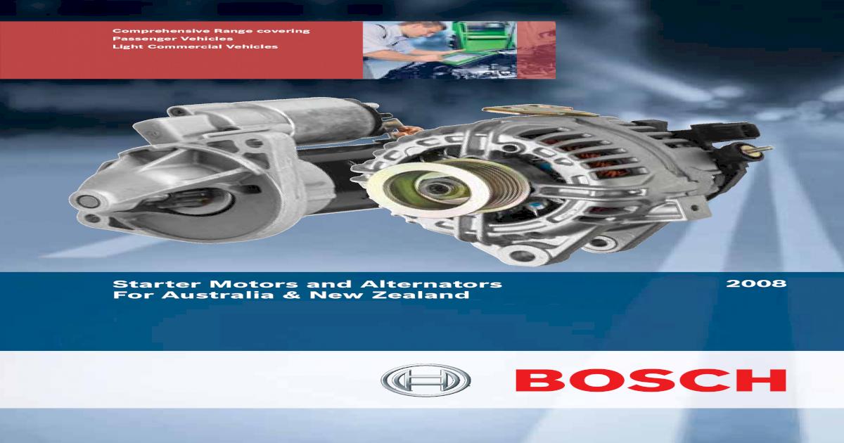 98-02 Mercedes W208 CLK55 ML430 AMG Engine Motor Alternator Generator 150 AMP