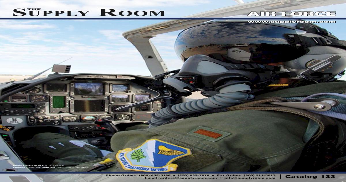 AF-SA216 Basic Medical Services USAF Sew-On ABU