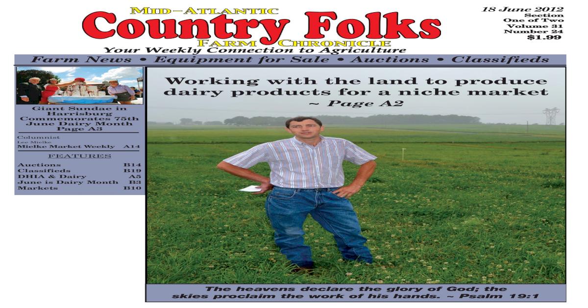 Country Folks Mid Atlantic 61812 Pdf Document