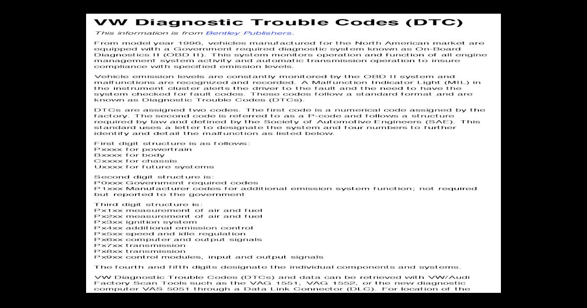 Obd Code P1338