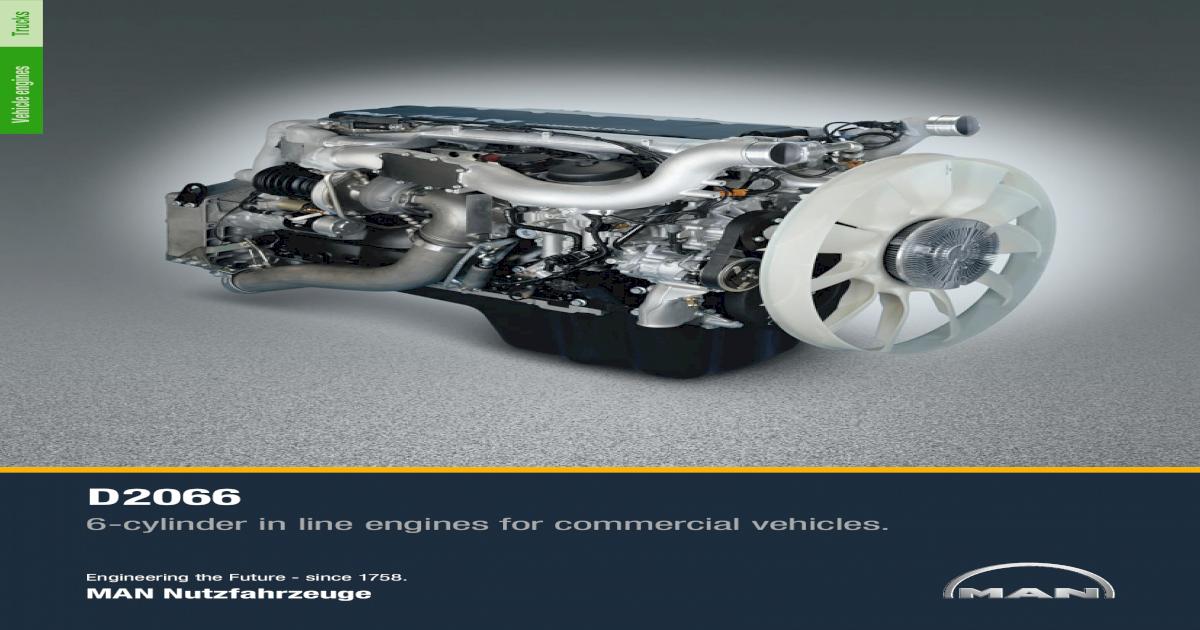D2066 Truck Engine En - [PDF Document]