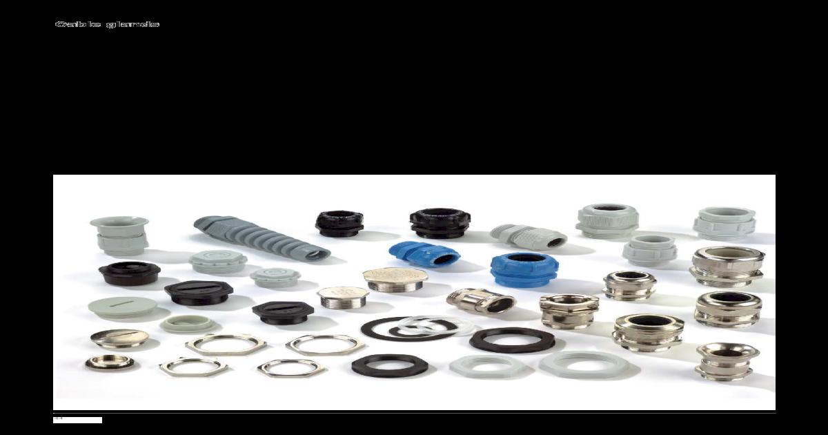 10X SWA  WHITE Polyamide PLASTIC CABLE GLANDS M25X1.5
