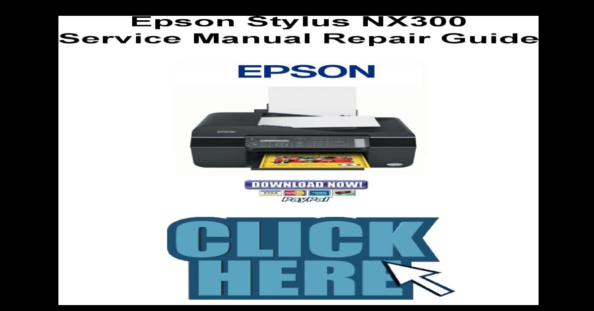 Epson Cx7400 Manual
