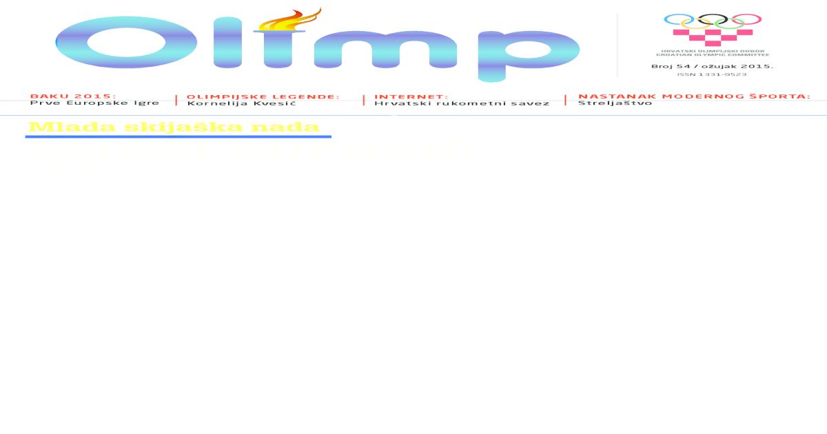 Simboli obavijesti na web mjestu za upoznavanje