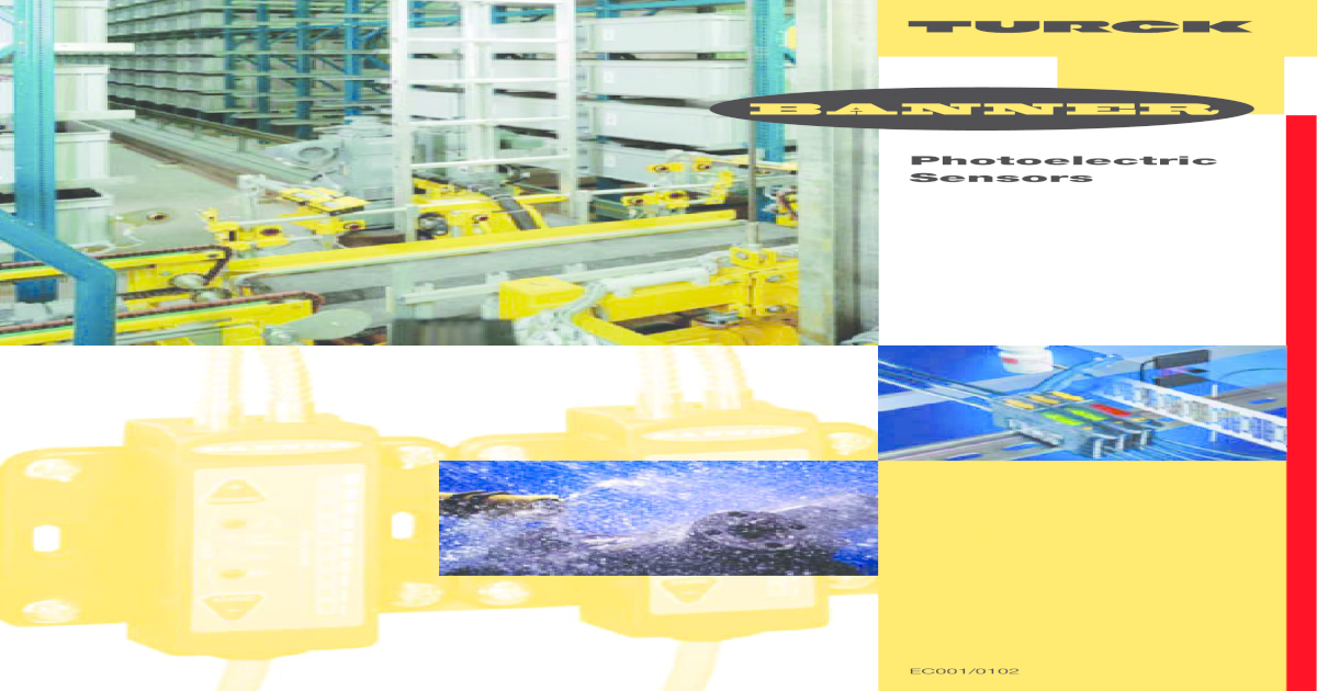 BANNER SME312FP MINI-BEAM SENSOR PROGRAMMING 10-30 VDC