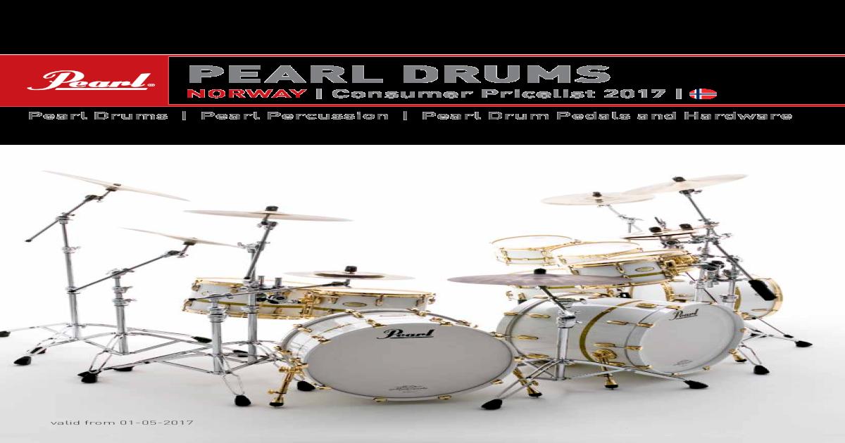 EPAD25 Pearl Tru-Trac Electronic Drumhead Conversion Kit No Drilling
