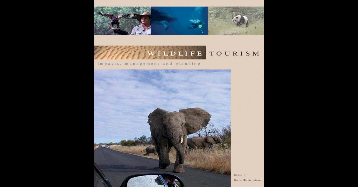 Wildlifetourism Impacts 2 Pdf Document