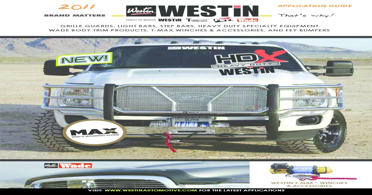 Bug Deflector-LS Westin 72-31718