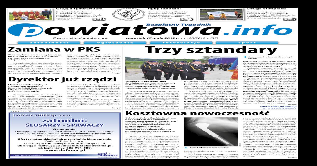 Powiatowainfo 35 Pdf Document