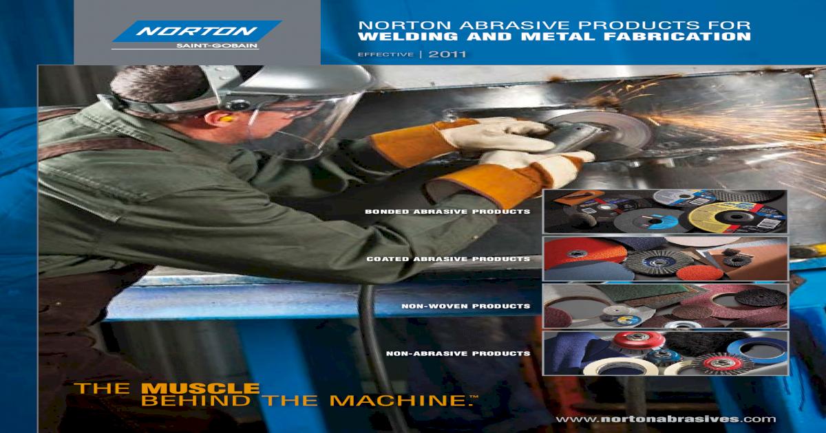 Norton 08834120170 Abrasive Flap Wheels Size 6 x 1 x 1  80 Grit 5 EA