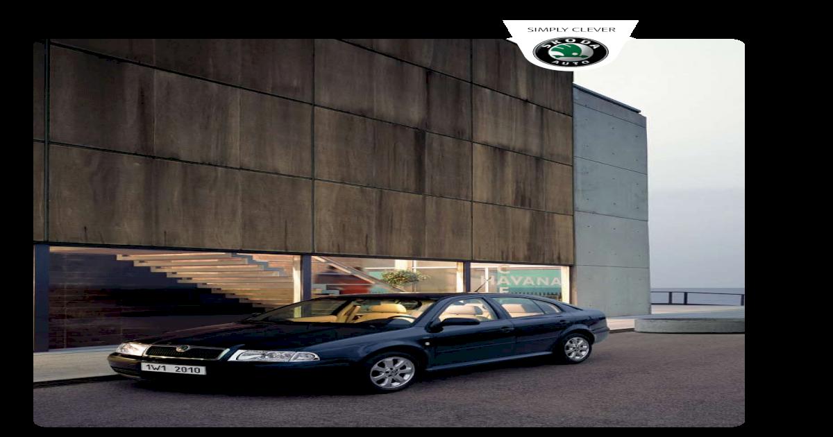 Easy Car Soft Roof Rack Bars 65kg Load For Skoda Octavia 2004-2012