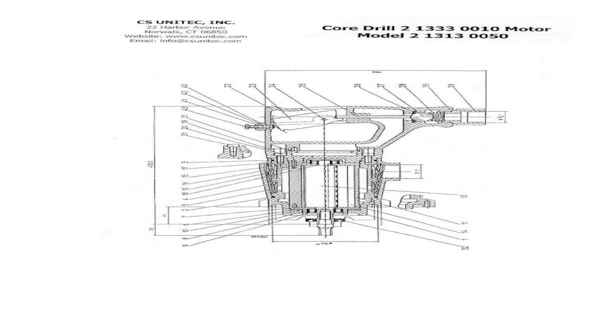 Cylindrical 9 1637 1730 C.S UNITEC PIN