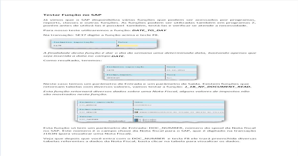 Abap Intermedirio Pdf Document
