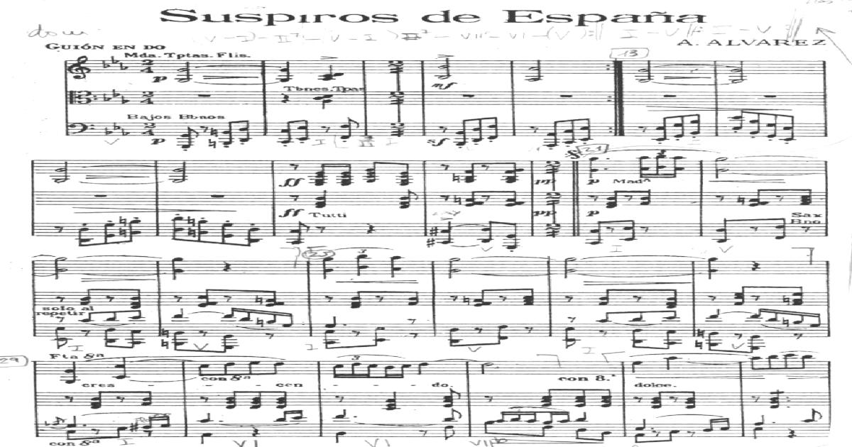Alvarez A Suspiros De Espana Pdf Document