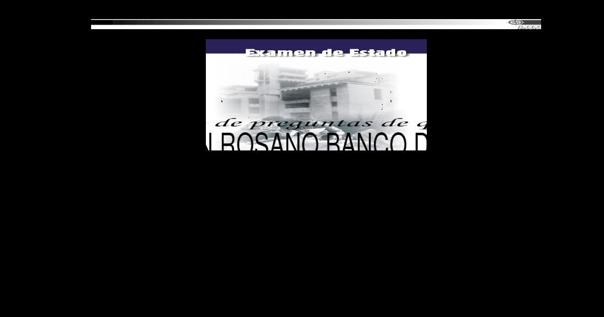 Quimica Pre Icfes 2010 1 Pdf Document