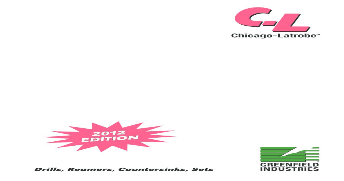CHICAGO-LATROBE 44020 Jobber Bit,5//16 In,High Speed Steel