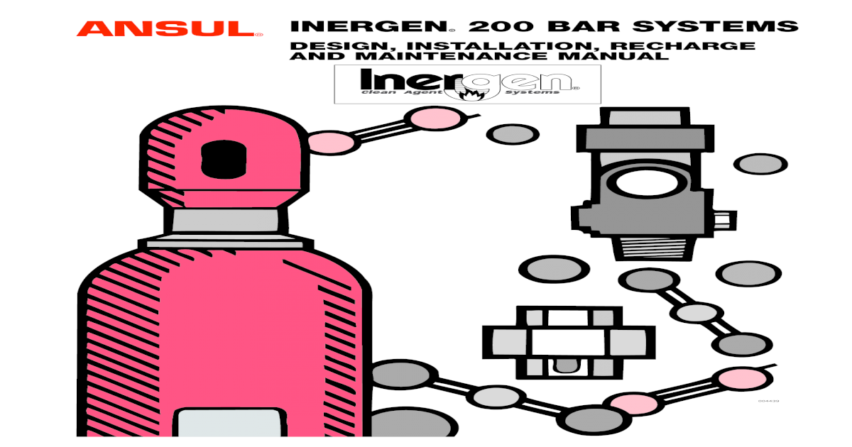 Manual Ansul Inergen 200bar Pdf Document
