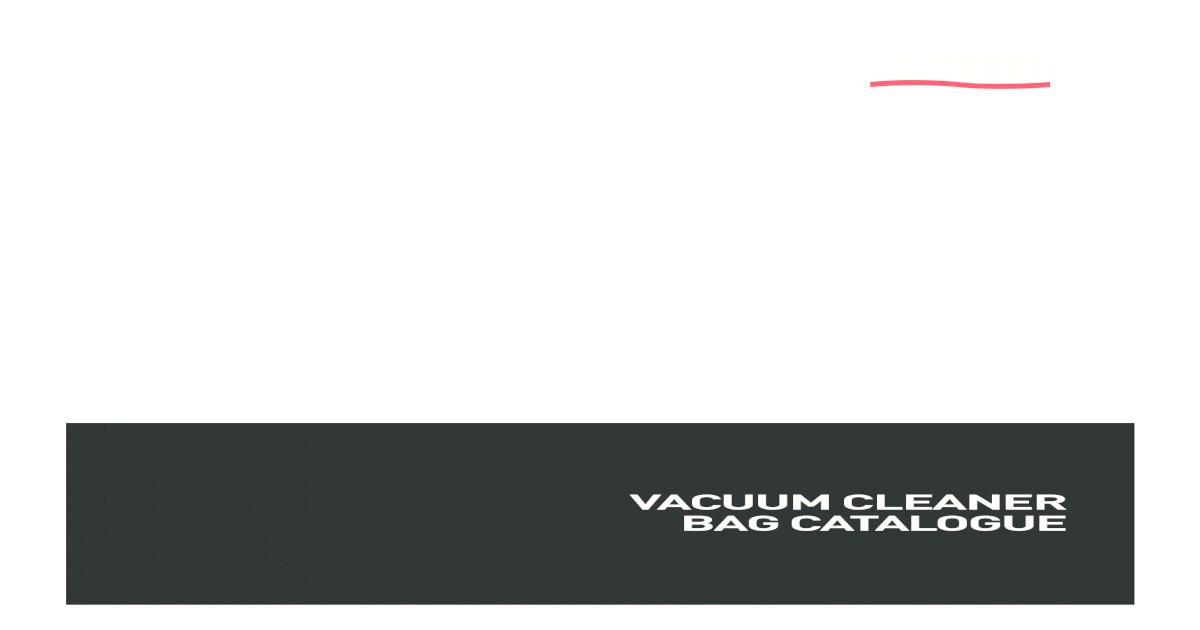 HOOVER U2334 U2336 U2406 U2408 U2460 U2462 Vacuum Cleaner Bags Pack of 10