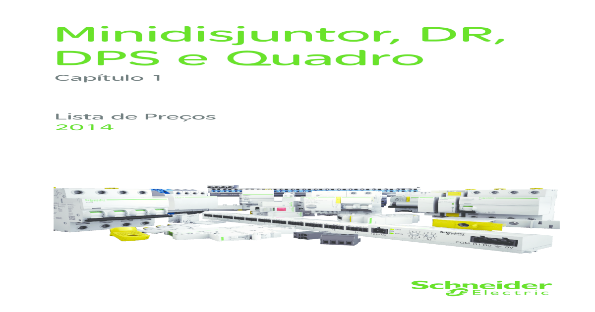 4P Schneider Electric 18733 Interruptor Autom/ático Magnetot/érmico NG125H Curva C 16A