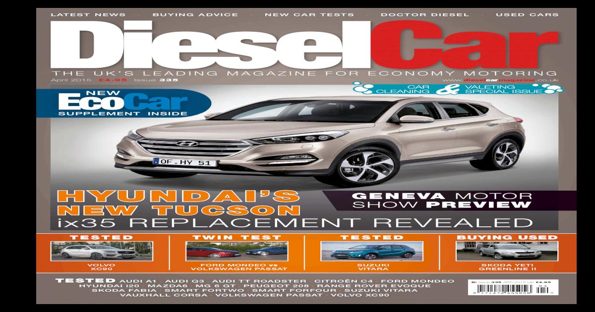 Diesel Car - April 2015 UK - [PDF Document]
