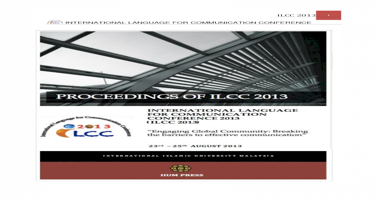 video lucu sunda buat status wa  ilcc 2013 full proceeding pdf document