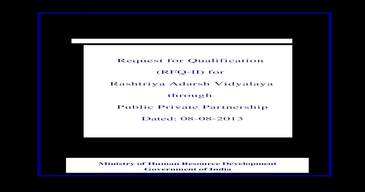 Final RFQ-II  pdf - [PDF Document]