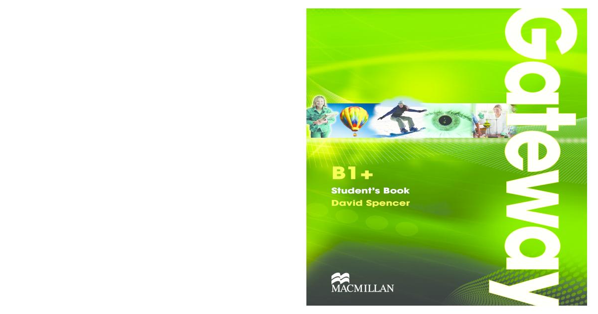 gateway b1 workbook answers revision units 1-2