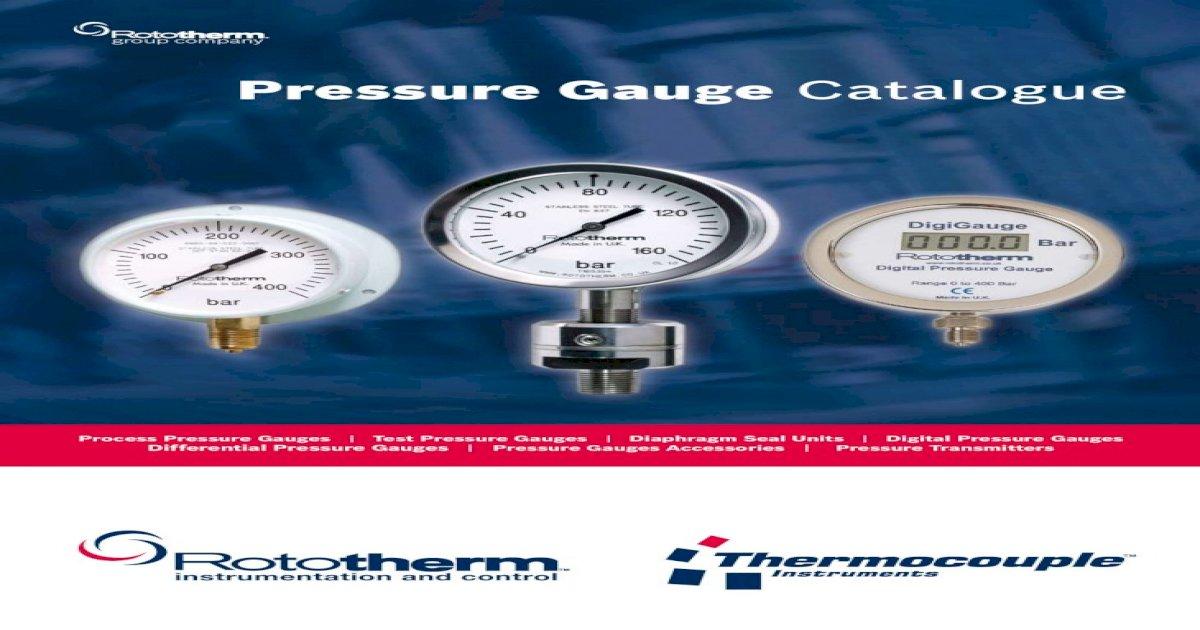 1000psi Pressure GAUGE Front Flange 3//8bsp 200mm dial